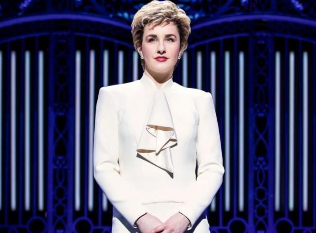 Jeanna de Waal protagonista di Diana: il musical