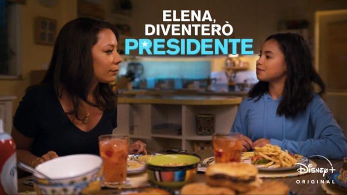 Elena, diventerò presidente