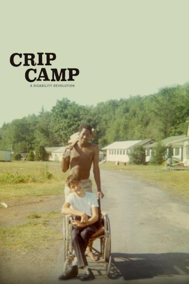 Poster Crip Camp: disabilità rivoluzionarie