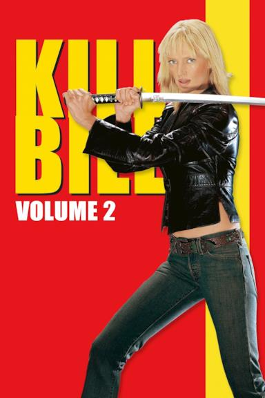 Poster Kill Bill: Volume 2