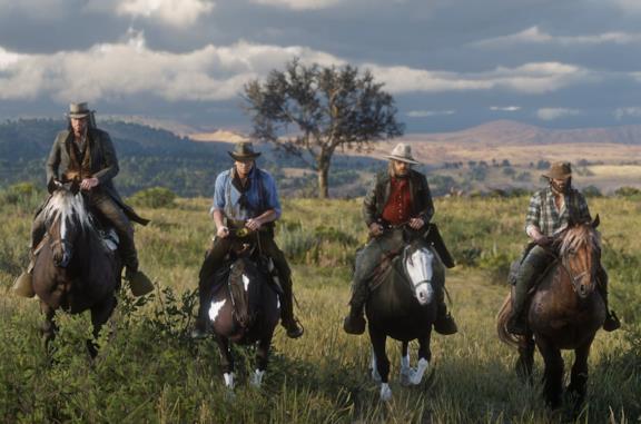 Red Dead Redemption 2 trucchi