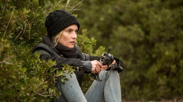Diane Kruger in Oltre la notte