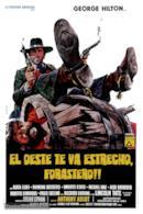 Poster Il West ti va stretto, amico... è arrivato Alleluja