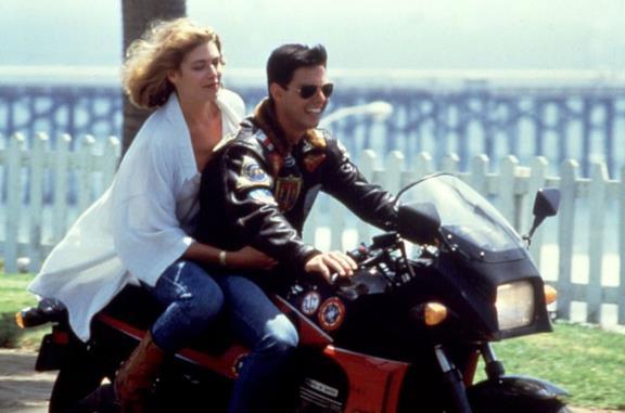 Top Gun, la colonna sonora del film con Tom Cruise