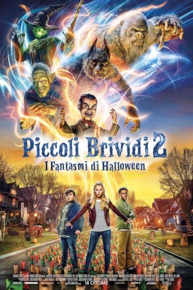Poster Piccoli Brividi 2 - I fantasmi di Halloween