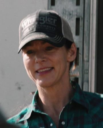 Sam, la veterinaria di Yellowstone