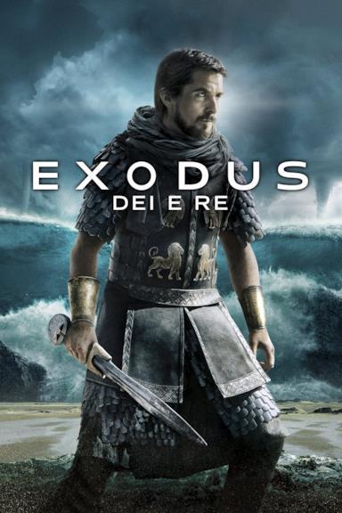 Poster Exodus - Dei e Re