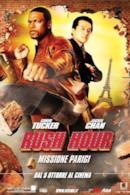Poster Rush Hour - Missione Parigi
