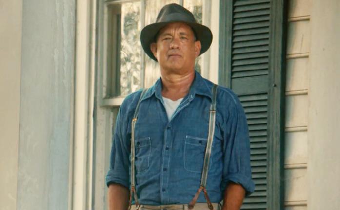 Tom Hanks, scena del film