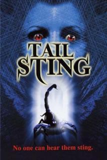 Poster Tail Sting - La coda dello scorpione