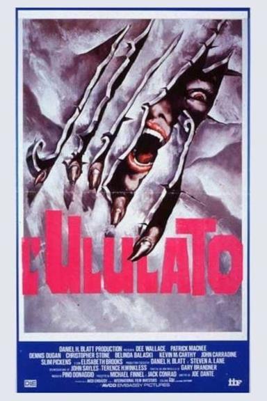 Poster L'ululato