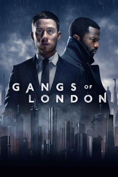 Poster Gangs of London