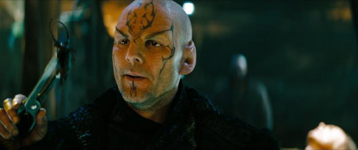Una scena di Star Trek - Il Futuro ha inizio