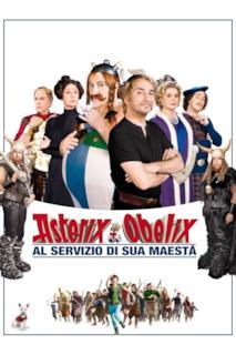 Poster Asterix & Obelix al servizio di sua Maestà