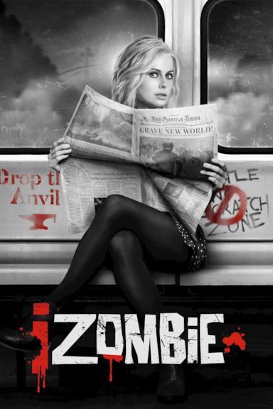 Poster iZombie