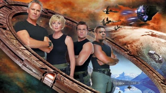 Stargate e le serie da vedere in streaming