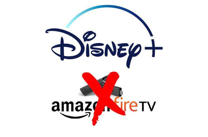 Amazon Fire, addio a Disney+ in Germania