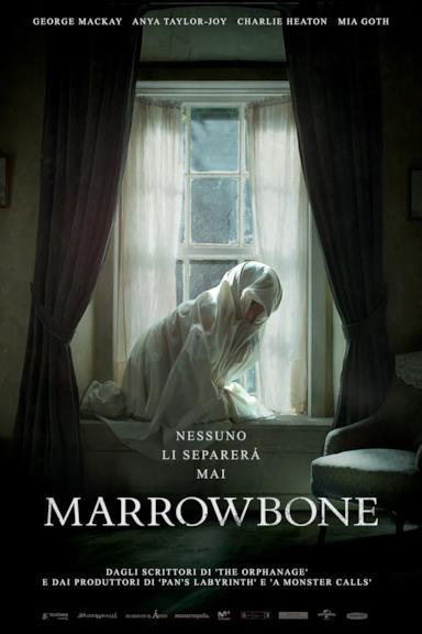 Poster Marrowbone - Sinistri segreti