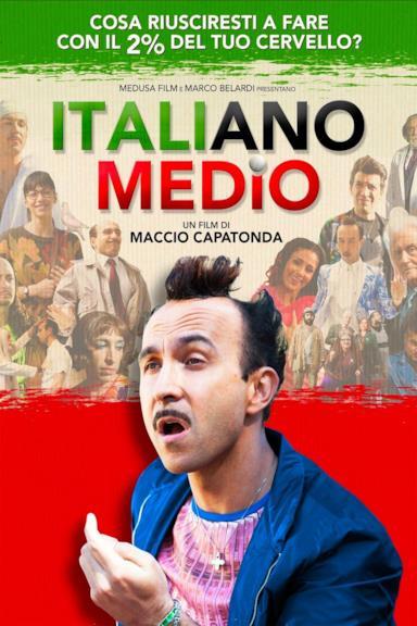 Poster Italiano medio