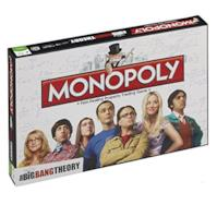 Monopoly Edizione The Big Bang Theory