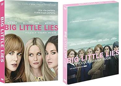 Cofanetti DVD di Big Little Lies - Stagioni 1-2