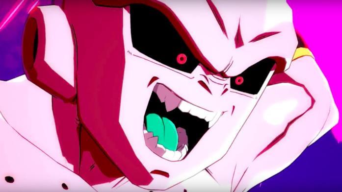 Kid Buu in azione nel trailer di Dragon Ball FighterZ