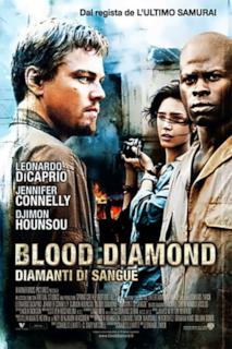 Poster Blood diamond - Diamanti di sangue
