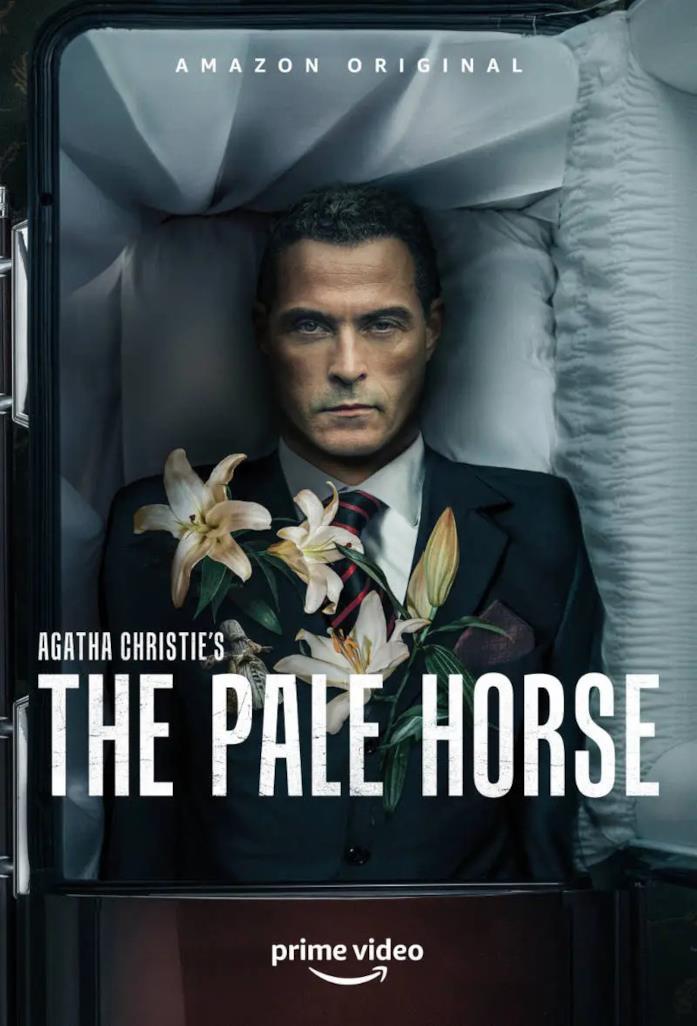 The Pale Horse cover della serie