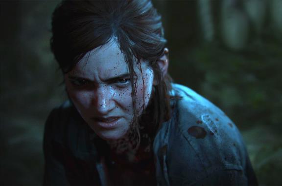 Ellie in The Last of Us - Part II