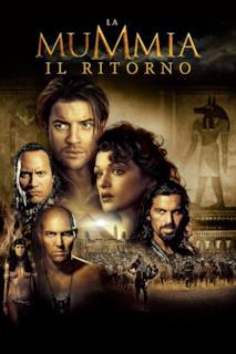 Poster La mummia - Il ritorno