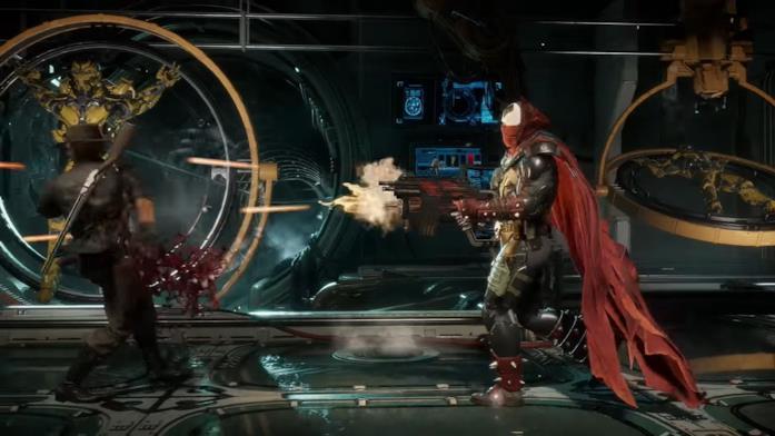 Spawn Mortal Kombat
