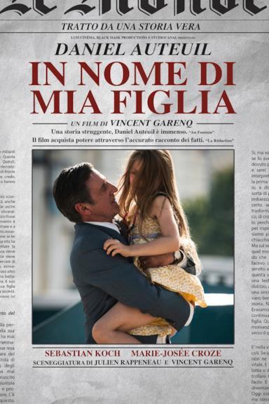 Poster In nome di mia figlia