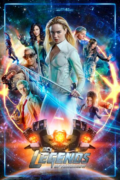 Poster DC's Legends of Tomorrow