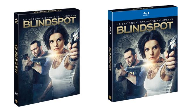 Blindspot - Home video stagione 2