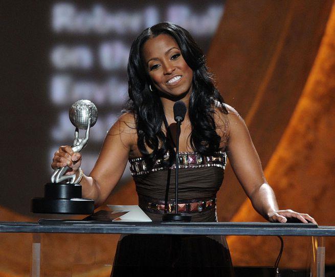Keshia Knight Pulliam viene premiata dalla NAACP