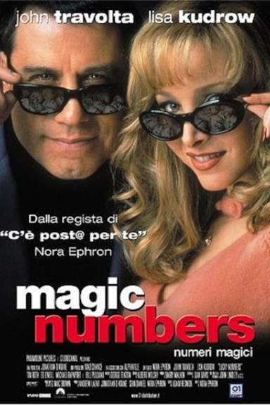 Poster Magic Numbers