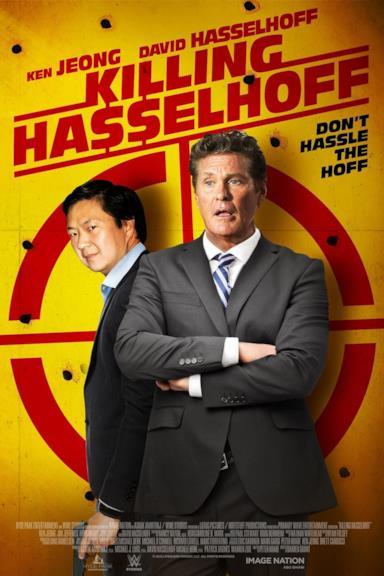 Poster Killing Hasselhoff