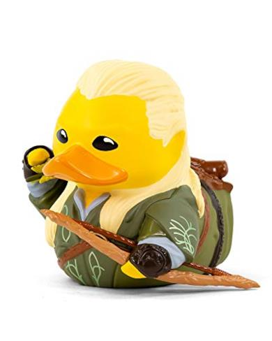 TUBBZ Lord of The Rings Legolas Cosplaying Duck Collectible Figure