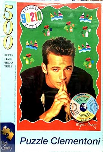 Puzzle 500 Pezzi Dylan McKay Beverly Hills 90210