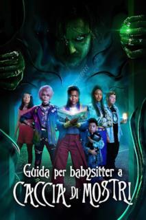 Poster Guida per babysitter a caccia di mostri
