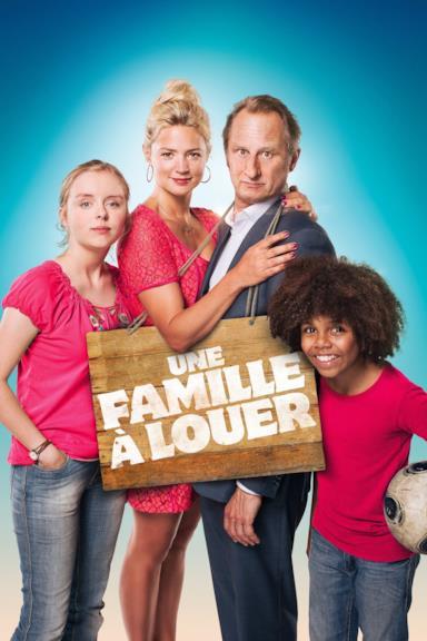Poster Una famiglia in affitto