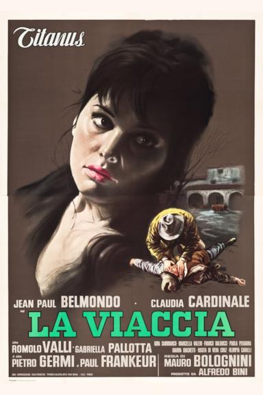 Poster La viaccia