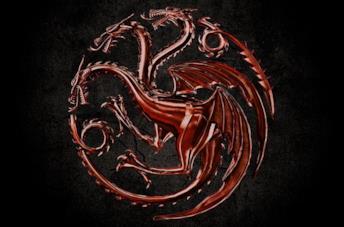Lo stemma di Casa Targaryen