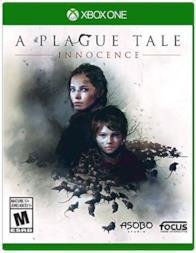 A Plague Tale: Innocence Xbox1- Xbox One