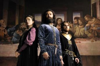 I protagonisti della prima stagione di Leonardo