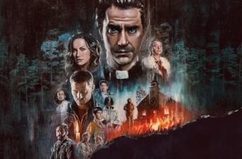 Il cast di Midnight Mass
