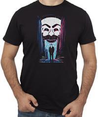 T-Shirt MR.Robot