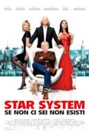 Poster Star System - Se non ci sei non esisti