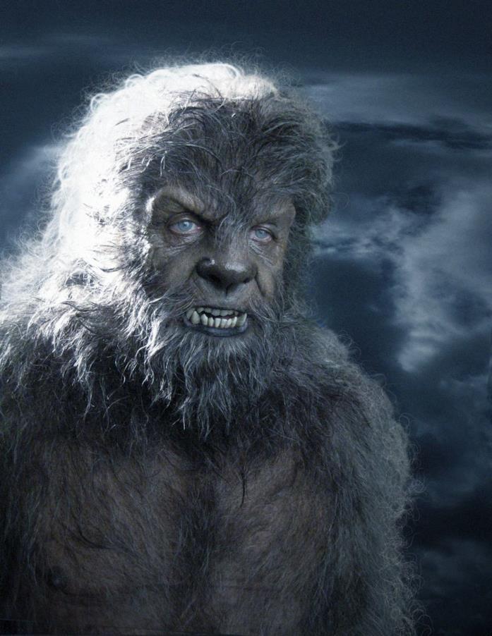 Wolfman nel film del 2010