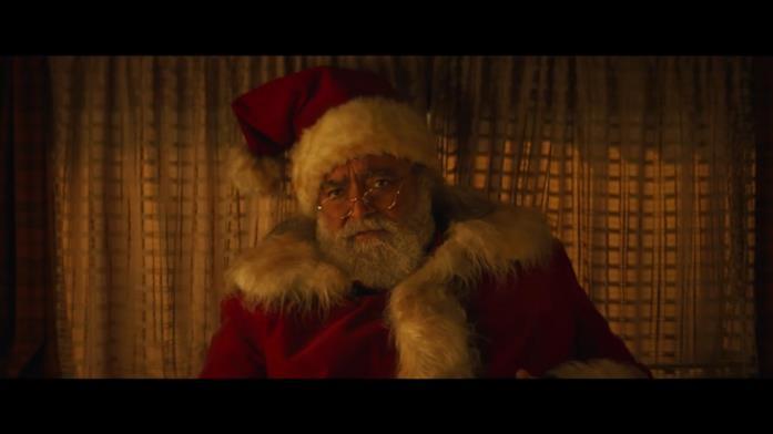 Babbo Natale è ancora piuttosto scosso a causa di un incidente